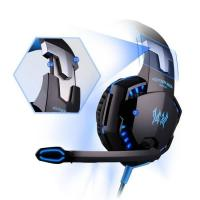 Wholesale Headphone Gamer Gaming Headset G2000 Ear Headphone with Mic Stereo Bass LED Light for PC Game from china suppliers
