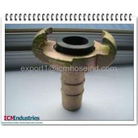 Wholesale Europe type claw coupling hose tail 2 claw from china suppliers