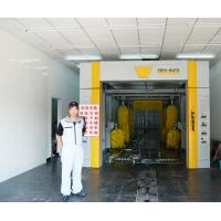 China Car cleaning machine tepo-auto tunnel, industrial car wash equipment on sale