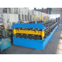 Wholesale Roof Panel Sheet Metal Roll Forming Machine with High Speed and Low Labor from china suppliers
