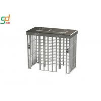 Wholesale Single Door Full Height Turnstiles High Security Prison Protection Turnstile Barrier Gate from china suppliers