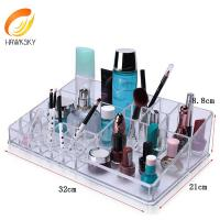 Wholesale Acrylic makeup drawer Alear makeup organizer from china suppliers