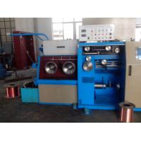14DH Intermediate - Fine Wire Drawing Machine With Large Spool Pneumatic Brakes