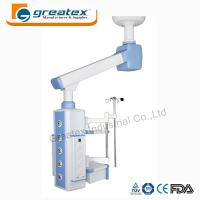 Buy cheap Multifunction Medical Ceiling Column ICU Pendant , Medical Gas Pendants from wholesalers