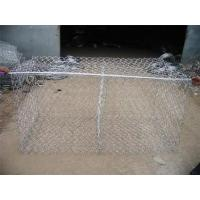 Wholesale Economical Gabion Stone Cages , Corrosion Resistant Rock Basket Retaining Wall from china suppliers