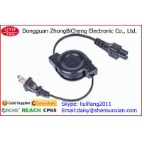 Wholesale National Standard Male To Female Retractable Cable Power Cord , CCC approvals from china suppliers