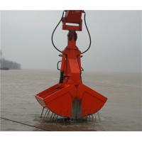 Wholesale CE-approved Hydraulic Clamshell Excavator Grab Bucket for Handling Scrap , Rock ,  Wood from china suppliers