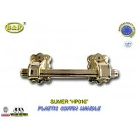Wholesale Trim plastic coffin handles , 31*10cm casket accessories HP0016 from china suppliers