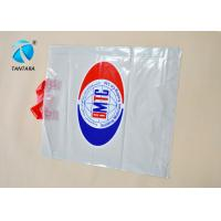 China Laminated PE Shopping Handle plastic bags for retail stores , supermarket wholesale