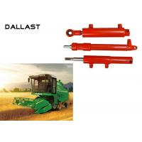 Wholesale Small Bore Agricultural Farm Hydraulic Steering Cylinder for Combine Harvester from china suppliers