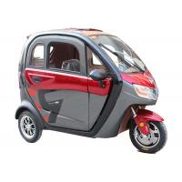 China Loading 250Kg Passenger Carrying Tricycle , 60V1200W 3 Wheel Passenger Bicycle on sale