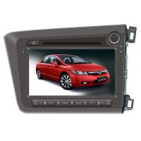 Wholesale HD Touch Screen 1080P Bluetooth WIFI 3G Honda DVD Player With Mirror Link from china suppliers