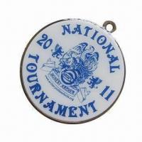 Wholesale Sports Medal, Made of Zinc Alloy, Compliant with RoHS Directives from china suppliers