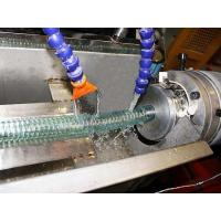 China Hose Pipe Plastic Extrusion Line Single Screw For Liquid Gas Air Transport on sale