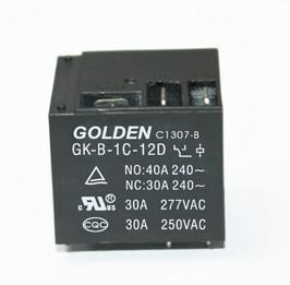 250 Volt DC Printed Circuit Board Relays GK-B t91 JQX-105F-2 40A