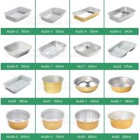 Microwave Disposable Aluminum Foil Pizza Baking Tray Pans container Sizes,pan