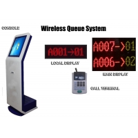 Wholesale Windows 7 LCD Service Center Queue Ticketing System from china suppliers