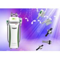 China Ultrasonic Vacuum RF Cryolipolysis Slimming Machine With RF 2MHZ wholesale