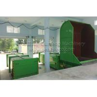 Buy cheap Horizontal Detachable Waste Compress Equipment waste solution system supplier from wholesalers