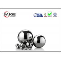 Wholesale Solid large chrome steel sphere G10 AISI 52100 1/2'' inch diameter from china suppliers