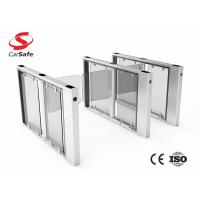 Wholesale Railway Station Pedestrian Barrier Gate RIFD Reader Access Control System from china suppliers