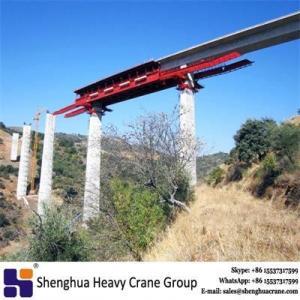 China gantry girder movable scaffolding system crane used