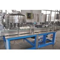 Wholesale carbonated soft drink canned production line tin can carbonated drink filling aluminium can seaming machine from china suppliers