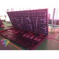 Wholesale Commercial Front Maintenace Led Display , P10mm Outdoor DIP Led Message Board from china suppliers