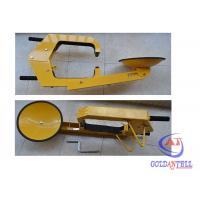 Wholesale 7 Inch to 11 Inch Truck car tyre lock For Parking Access Control , A3 Steel from china suppliers