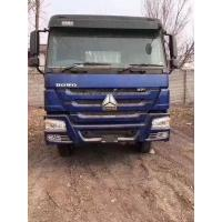 Wholesale Blue Color Heavy Duty Second Hand Truck Trailer Tractor 371hp Rhd 6x4 from china suppliers