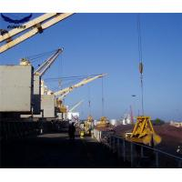 Quality 25T Wireless Remote Control Grapple for Bulk Carrier Cargo Loading with 16Mn for sale