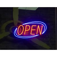 Buy cheap LED Neon Sign Open LED Open Sign for Business Displays: LED Neon Light Sign Open from wholesalers