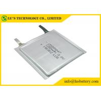 Wholesale 1250mah 3V Ultra Thin Battery CP255047 LiMnO2 Primary Batteries  For Tracking Device from china suppliers