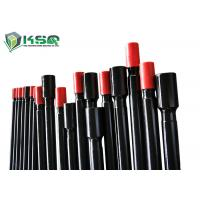Wholesale Black Color MF Threaded Drill Rod Drifting Drill Rod T45 6 Feet For Mining from china suppliers