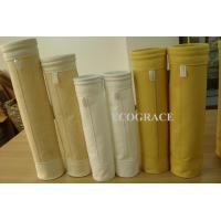 Wholesale Waste Incinerator High Temperature P84 Filter Bag For Industry D160 * 6000mm from china suppliers