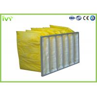 China Dust Collector Bag Air Filters Medium Filter Filtration Grade Eco Friendly Materials on sale