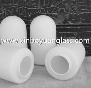 China Frosted matt milk white glass lamp shade pendant light wholesale