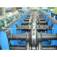 Buy cheap High Speed Crash Barrier Roll Forming Machine from wholesalers