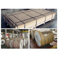 Wholesale Auto Body Sheet Aluminum Sheet Metal Rolls Coil AMr3/1530 EN AW 5754 2560mm OD from china suppliers