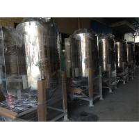 China Stainless Steel Dehumidifying Hopper Dryer , Plastic Dryer Machine Overload Protection wholesale