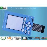 Wholesale Nicomatic Connector Tactile Polydome Membrane Switch Keypad Anti Interface from china suppliers
