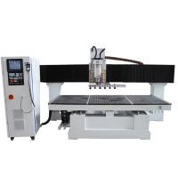 Wholesale Movable Working Table Cnc Wood Carving Machine 40000mm / M Max Move Speed from china suppliers