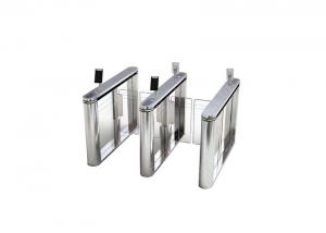 Wholesale High Security Swing Barrier Gate Waterproof RIFD Smart  Turnstile System from china suppliers