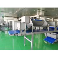 Buy cheap Siemens PLC Dough Laminator Machine Maximal 144 Layers For Puff Pastry Dough from wholesalers