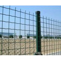 light weight expandable Welded mesh fence Carbon Steel frame OEM