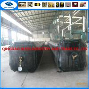 Wholesale Diameter 1200*15meter culvert balloon used for concrete pipe construction bridge construction culvert construction from china suppliers