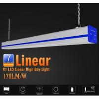 Buy cheap IP65 Industrial Linear Led High Bay Lights 200w 250W 3000K To 6500K 7 Year from wholesalers