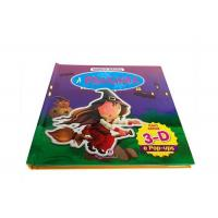 Wholesale A5 Personalized Children Books Printing Services With Coated Paper / Cloth Paper from china suppliers