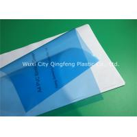 Wholesale 0.15MM 150Mic PVC Transparent Binding Covers / Clear Report Cover Sheets from china suppliers