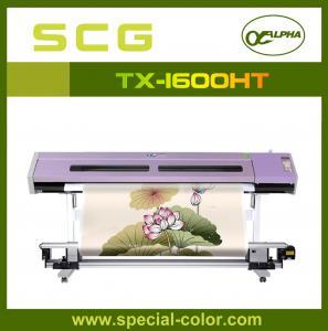 Wholesale 1440dpi Inkjet Printer Sublimation Printer.textile printer.T-SHIRT printing. TX-1600HT from china suppliers